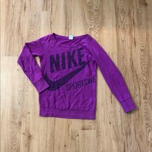 Nike sweater for women